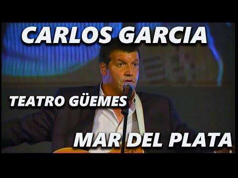 Carlos Garcia teatro guemes 2013 Mar del Plata