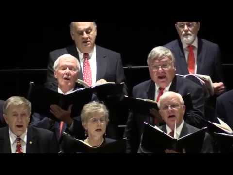 Encore Chorale Holiday Concert at Maryland Hall, Annapolis, December 3, 2016
