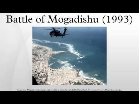 Battle of Mogadishu (1993) thumbnail