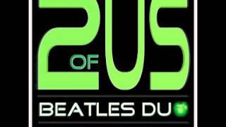 """TWO OF US"" - Lele Croce & Giorgio Lov (Beatles duo promo clip 2011)"