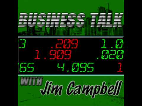 Business Talk Radio; China in Decline?