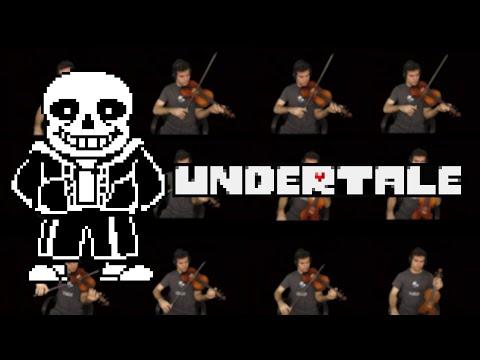 Undertale - Megalovania Violin