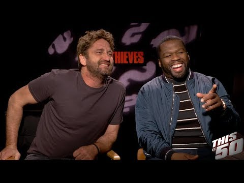 50 Cent, Gerard Butler &  Cast of 'Den Of Thieves' Speak on Their New Film   In Theaters Now!