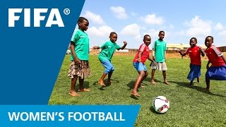 Women's football on the rise in Malawi