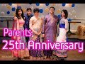 Parents 25th Anniversary skit - A Bollywood Story