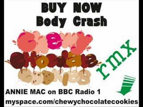 Buy Now Body Crash CCC Rmx ANNIE MAC BBC1