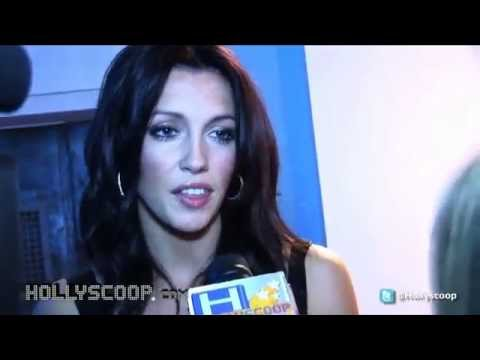 Katie Cassidy Goes Brunette For Her New Role 'New Girl' (Kill For Me)