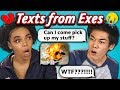TEENS READ 10 TEXTS FROM THE EX (React)