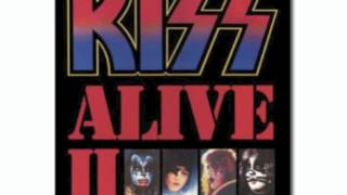 KISS Tomorrow And Tonight(Live) Alive II