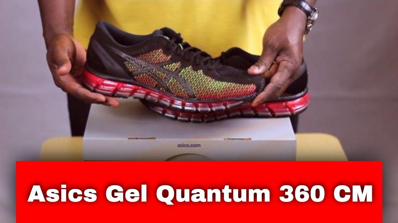 Asics Quantum 360 Gel CM Unboxing