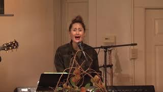 Sacramento First Japanese Baptist Church Worship service covered by Nico-nic.