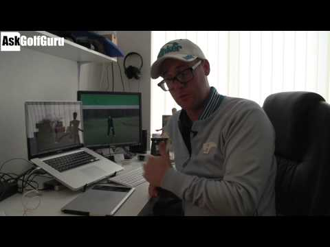 Golf App Lesson Slice Swing Fix
