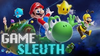 Game Sleuth: Mysterious Creatures in Super Mario Galaxy 2?
