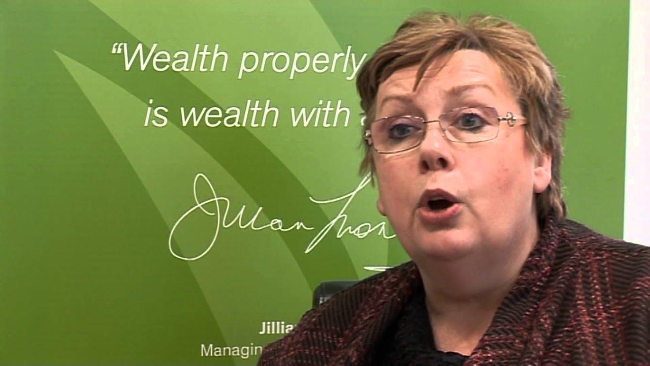 Jillian Thomas: Jillian Thomas Talks About Becoming President Of Sheffield