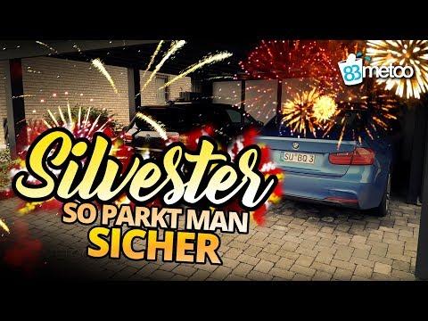 Wie schütze ich mein Auto an Silvester vor Feuerwerk & VW Golf VI GTI Autowäsche im Winter