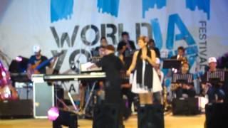 PUTRAJAYA MALAYSIA WORLD YOUTH JAZZ FESTIVAL 2012
