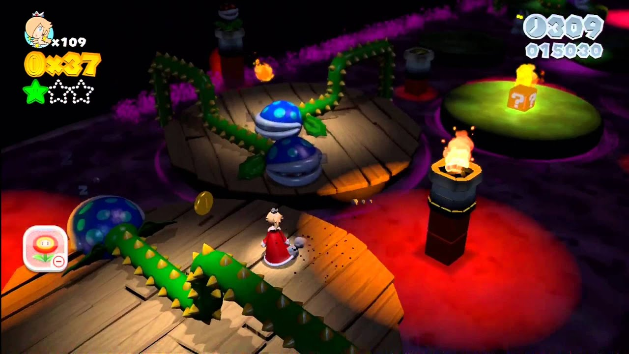 Creeper Wallpaper Hd Super Mario 3d World World Flower 3 Piranha Creeper