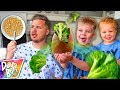 Giant CHOCOLATE SURPRISE EGG April Fools Pranks for Kids!