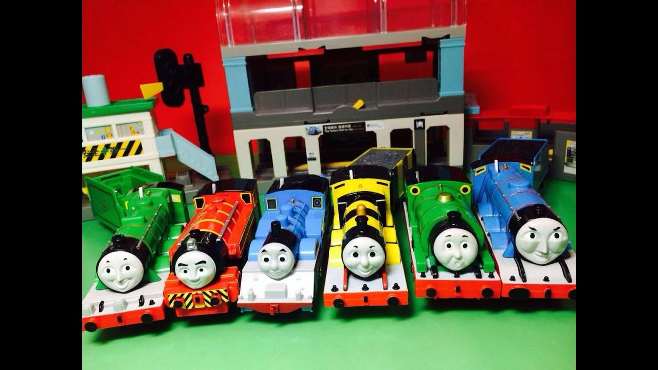 Spielzeugeisenbahn 17 Thomas Und Seine Freunde Lokomotiven 00561