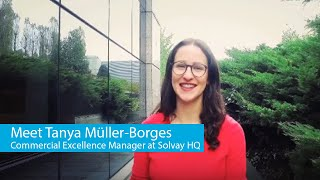 My Way, My Solvay: taking on new challenges every day