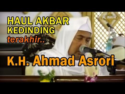 Haul Akbar Kedinding Terakhir semasa Hidup Syeikh KH. Asrori RA 2009 bag 1