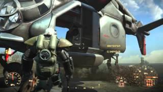 Fallout 4. Сигнальная шашка для винтокрыла.