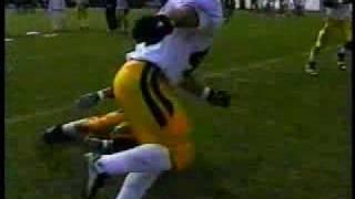 Outside Linebacker Drills & Techniques