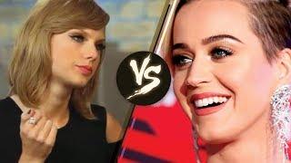Taylor Swift Finally RESPONDS to Katy Perry's 'Swish Swish'