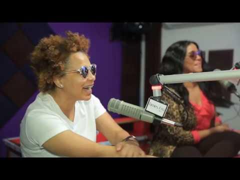 EXCLUSIVE INTERVIEW YA SALAMA JABIR, MADAM RITA Na MASTER JAY Ndani ya The Playlist Times FM. Part1