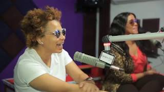 EXCLUSIVE INTERVIEW YA SALAMA JABIR, MADAM RITA Na MASTER JAY Ndani ya The Playlist Times FM. Part1