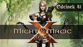 Zagrajmy w Might and Magic X Legacy PL - Na krańcu świata! #41 GAMEPLAY PL