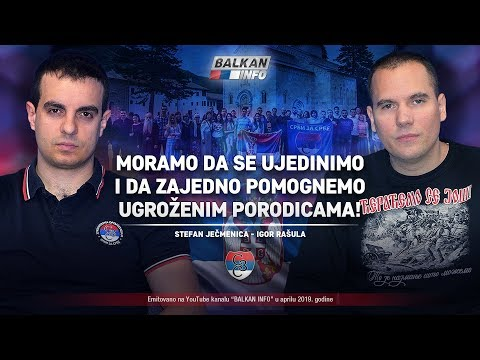 AKTUELNO: Srbi Za Srbe - Moramo Da Se Ujedinimo I Da Pomognemo Ugroženim Porodicama! (24.4.2019)
