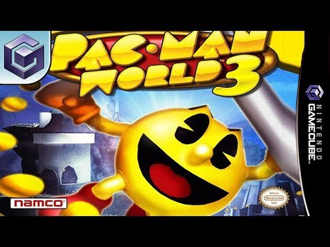 Longplay of PacMan World 3