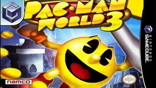 Longplay of Pac-Man World 3