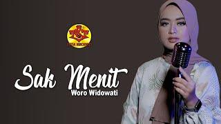 Sak Menit | Woro Widowati ( Official Music Video )