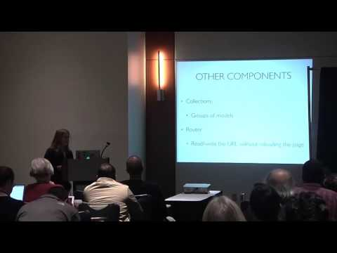 All Things Open 2015 | Pam Selle | Choosing a Javascript Framework
