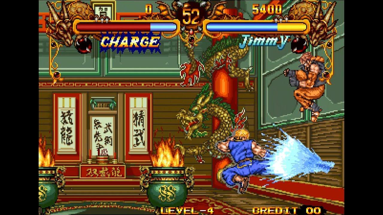 NeoGeo Double Dragon (1995) - 100% Full Combos - Vol 1