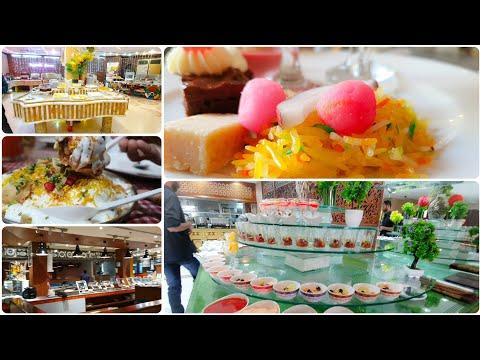 Top Indian Buffet restaurant in Dubai