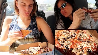 Happy National Pizza Day! | Car Eating Show