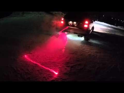 Смотреть Лазерный фонарь (заднего вида) противотуманный.