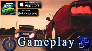 Forza Street Android iOS Gameplay Events 1-2
