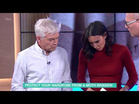 Protect Your Wardrobe From Moths | This Morning