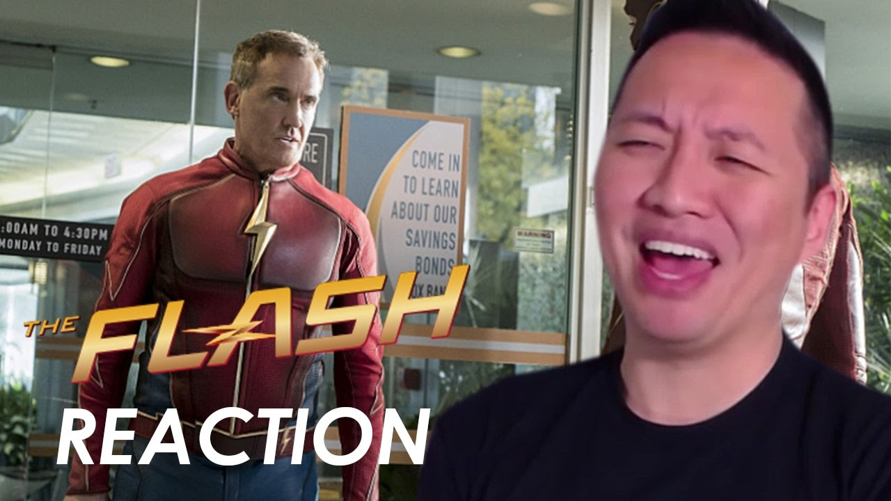 """Download The Flash Season 3 Episode 9 Reaction and Review """"The Present"""""""