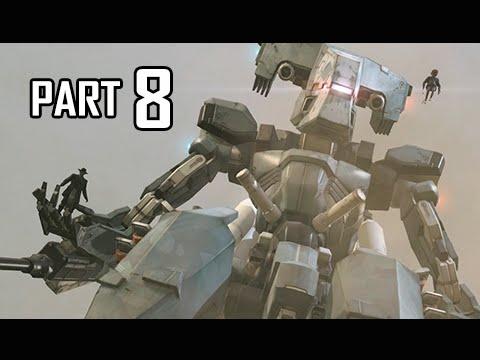 Metal Gear Solid 5 The Phantom Pain Walkthrough Part 8 - Sahelanthropus (MGS5 Let's Play)