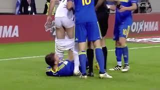 Топ 50 смешных моментов в футболе