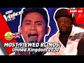 TOP 10 | MOST VIEWED Blind Auditions of 2020: UK 🇬🇧 | The Voice Kids