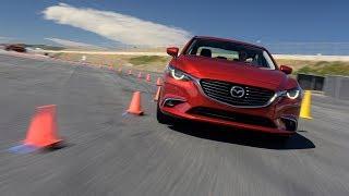 Mazda G-Vectoring Control Explained - Mazda3 Astina Plus