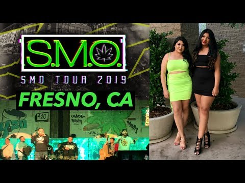 SMO Tour In Fresno, CA 🔥 | TheRangelSisters