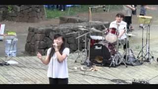 2009-9-21地球ありがとう文化祭【中川幸子】「緑の風」.wmv