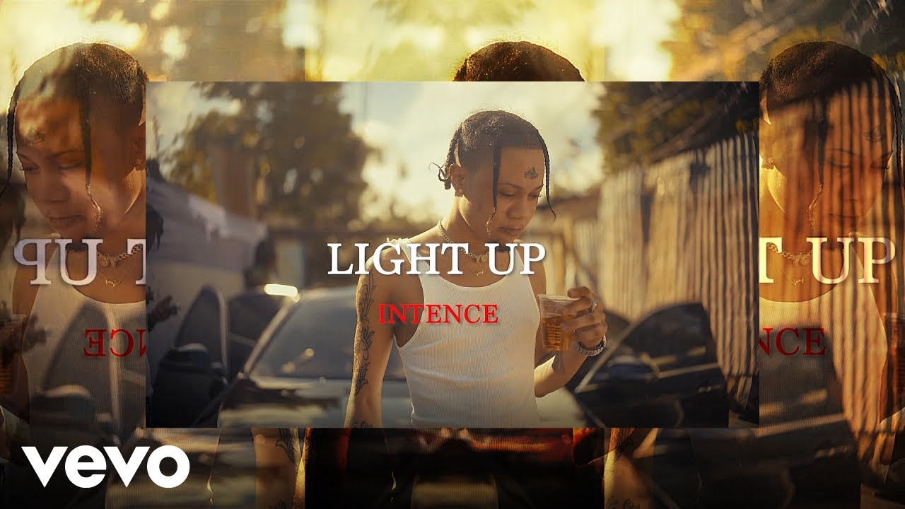 Intence, Light Up.